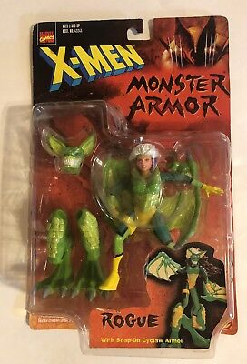 X-Men Monster Armor Rogue With Snap On Cyclaw Armor (Rogue On Xmen)