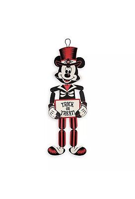 Disney Parks Mickey Mouse HALLOWEEN Wall Door Hanging Decor (Not Goofy) - Halloween Disney Decorations