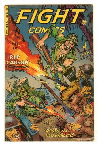 Fight Comics 82   Fiction House