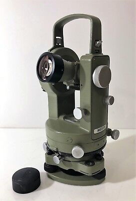 Leica Wild T1 New Style Surveying Theodolite 360 Degree Ship World Wide.