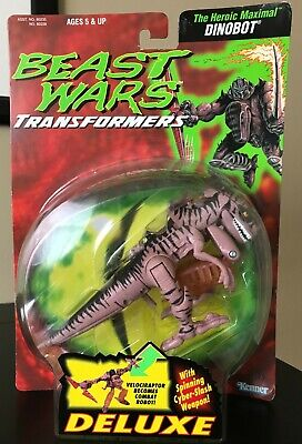 Transformers Beast Wars, Dinobot (1995, Unopened)