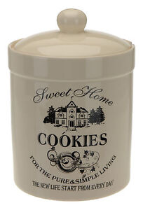 China-Cookie-Jar-Biscuit-Jar-Canister-Cream-Biscuit-Barrel-Storage-Jar