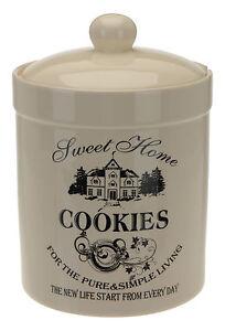 China-Cookie-Jar-Biscuit-Jar-Canister-Cream-Biscuit-Barrel-Storage-Jar
