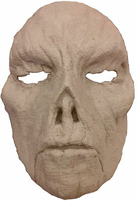 Scarecrow Face Halloween (Scarecrow Foam Latex Face Prosthetics Adult Mask)