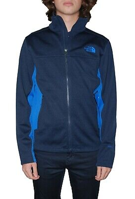The North Face Men's Apex Canyonwall Soft Shell Jacket, Blue, Small