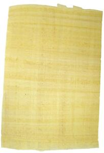 10-SHEETS-GENUINE-EGYPTIAN-BLANK-PLAIN-PAPYRUS-PAPER-HIEROGLYPHICS-INFO-SCROLL