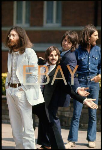 Unpublished Beatles Fine Art Photo Print Abbey Road Lennon McCartney 8x11 (206)
