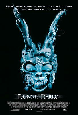 DONNIE DARKO Movie Poster  Frank the - Donnie Darko Bunny