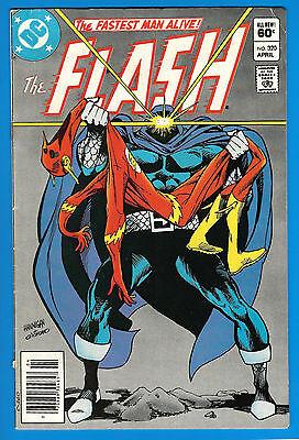 FLASH # 320  Volume 1 DC 1983 (vg-fn)  Atari ad back cover