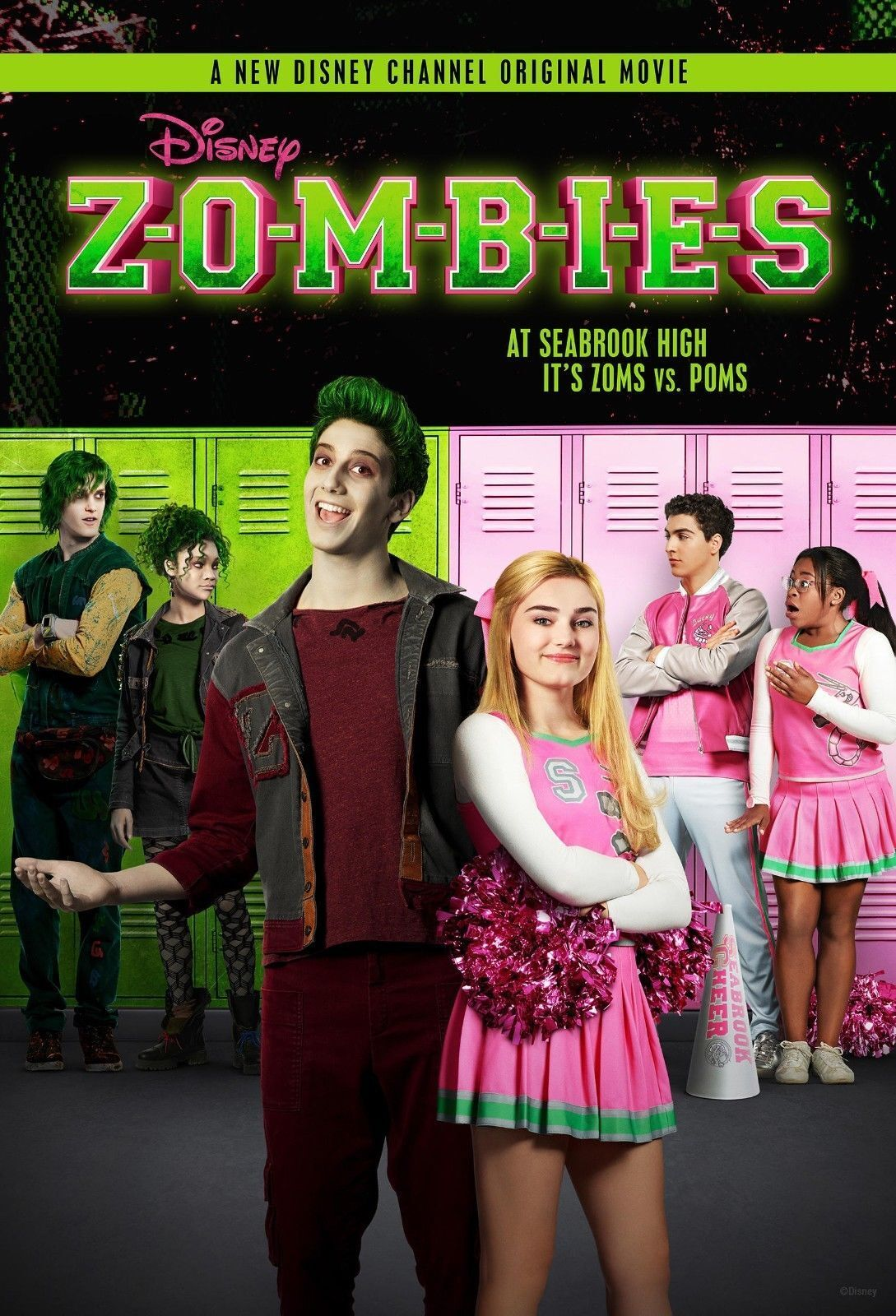 New Zombies Disney Channel TV Musical Hot Poster 24x36 30x45
