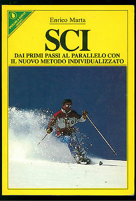 MARTA ENRICO SCI SPERLING & KUPFER 1987 SPORTIVA 117 ALPINISMO MONTAGNA