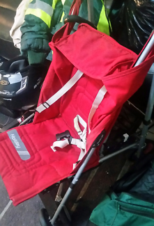 Steelcraft Holiday Stroller