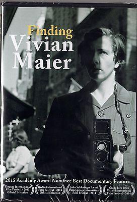 Finding Vivian Maier (DVD, 2015) 20th century street photographer