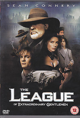 The League of Extraordinary Gentlemen (DVD) for sale  West Bromwich