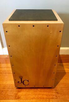 JC Cajon King Series - side port holes