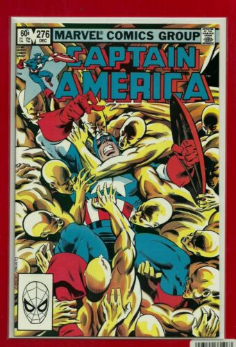 CAPTAIN AMERICA 275 BRONZE Age FIRST 1st FULL BARON ZEMO KEY HIGH GRADE NM
