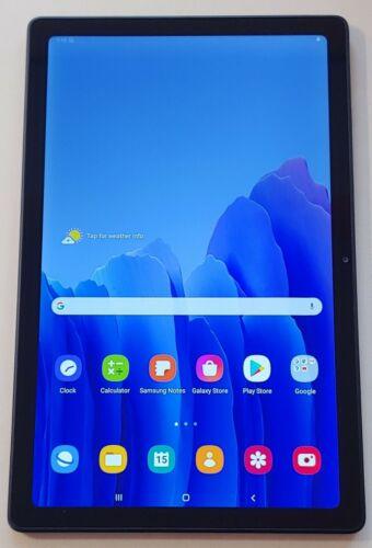 "Samsung Galaxy Tab A7 - SM-T500 - Black- 10.4"" - 32GB - WiFi - EXCELLENT Cond."