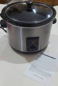 Homemaker - Large Slow Cooker - Comes with Instruction Manual Calwell Tuggeranong Preview
