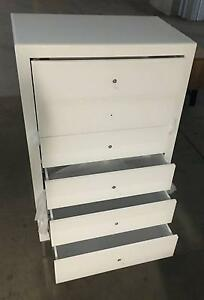 NEW ELEGANT WHITE TALLBOY Liverpool Liverpool Area Preview