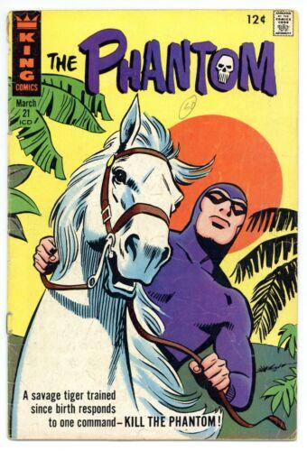 The Phantom Bundle - Charlton Comics - Reader Condition - Silver Age