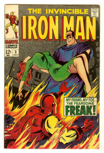 Iron Man 3   Iron Man vs The Freak