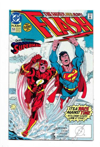 Flash No. 53 - 1st Gay Villain - Hi-Grade - 1991
