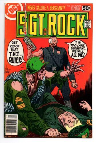 Sgt. Rock #320 - (Very Fine+)