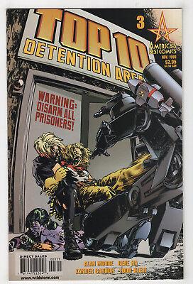 Top 10 #3 (Nov 1999, DC [America's Best Comics]) Alan Moore Gene Ha