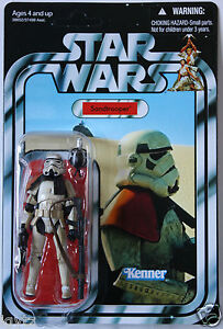Sandtrooper VC112 Variant 2012 Star Wars A new Hope Action Figure