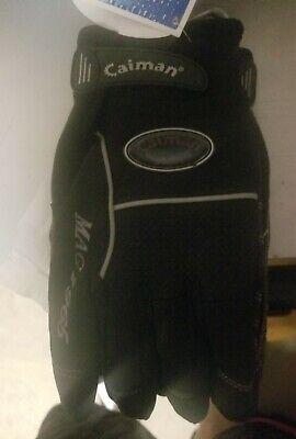 Caiman 2965-6 Xl Black Multi-activity Gloves