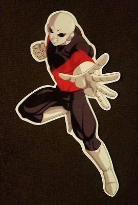 Dragon Ball Super Sticker Jiren
