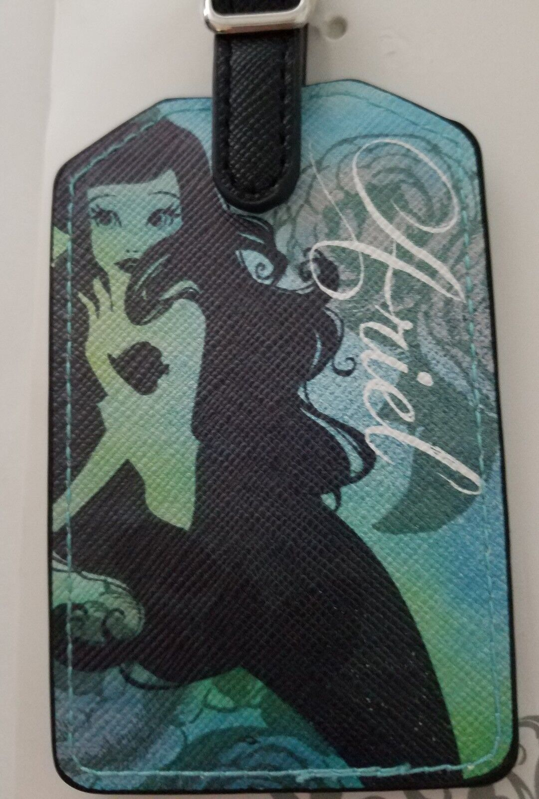 Girls Disney Cinderella Princess Backpack Luggage Address ID