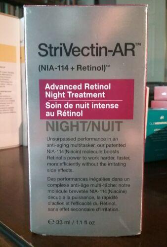 StriVectin AR Advanced Retinol Night Treatment 1.1 fl oz New