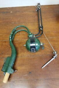 Antique Ritter Dental Drill Engine Model C No Plug Untested