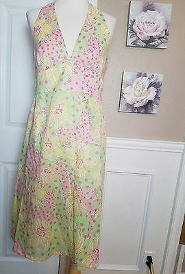 Lilly Pulitzer Carmen Fillies For Lillie Derby Party Dress Horse Size 6 EUC