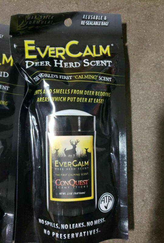 1BRAND NEW UNOPENED CONQUEST EVERCALM ROLL ON FREE SHIPPING