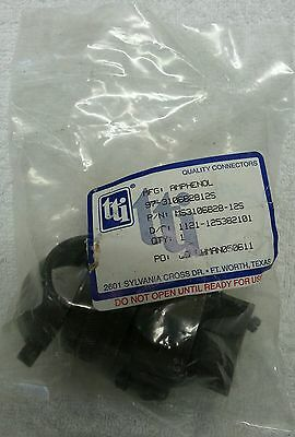 Amphenol 97-3106b28-12p Socket - Nos