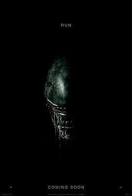 Alien Covenant Movie Poster  24X36    Michael Fassbender  James Franco V1