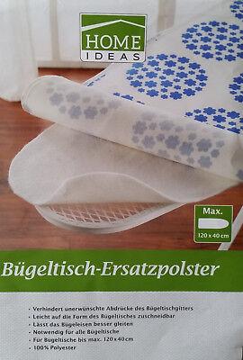 B GELBRETT B GELPOLSTER B GELTISCH ERSATZ BEZUG FILZPOLSTER MAX 120 X 40 CM