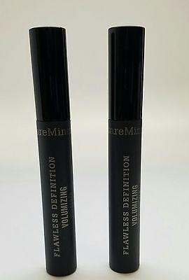 bareMinerals bare minerals Flawless Definition VOLUMIZING Mascara 0.3oz (2 Pack) ()