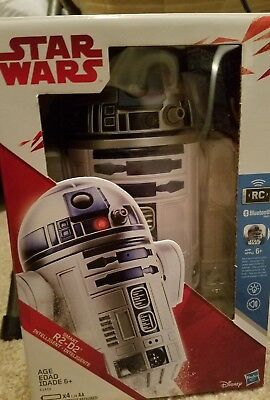 Star Wars Smart R2-D2 Intelligent Droid Interactive Bluetooth Robot Vehicle for sale  Shipping to Canada