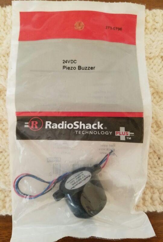 NEW! RadioShack 24VDC Piezo Buzzer 2730796 *FREE SHIPPING*