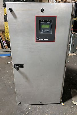 Transfer Switch Ge Zenith - 100 Amp - 120240v - 3 Ph Stainless