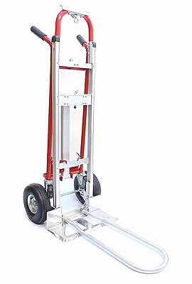Nk Heavy Duty 3-in-1 Convertible Hand Truck -fully Assembled Local Pickup Only