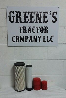 Mahindra Tractor Filters 2538 Hst Cabin T4