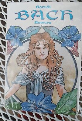 BACH FLOWER INSPIRATIONAL CARDS By Lo Scarabeo. BRAND NEW. Oop & rare.
