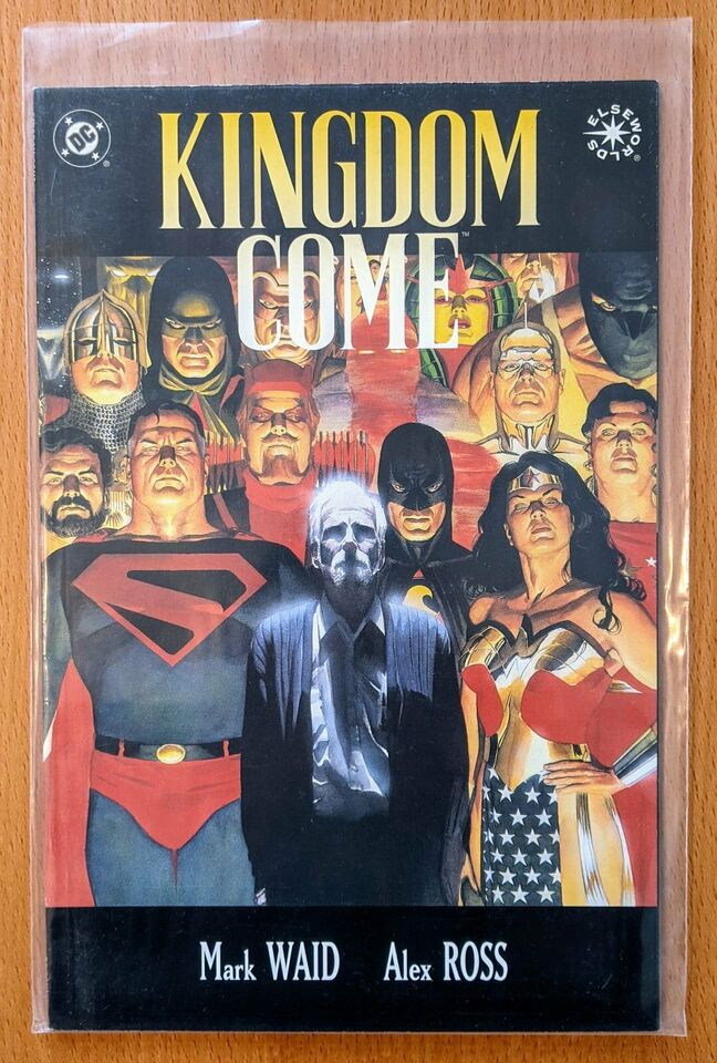 KINGDOM COME #2, DC Comics, Mark Waid & Alex Ross, wie neu in Wermelskirchen