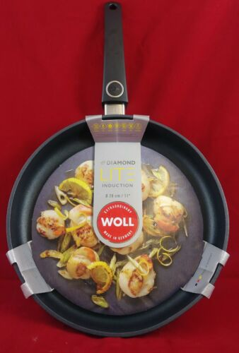 Woll Diamond Plus Induction 11 Open Fry Pan