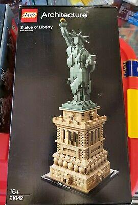 Lego 21042 Architecture Statue of Liberty BNIB