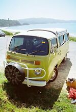 1976 Volkswagen Kombi pop top camper 2L *NEW ENGINE* Frenchs Forest Warringah Area Preview
